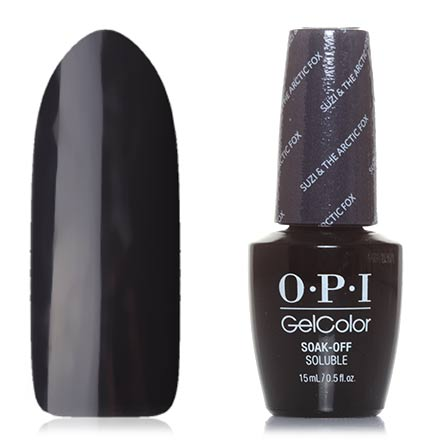 OPI GelColor, Гель-лак Iceland GCI56, Suzi/The Arctic Fox opi gelcolor гель лак i sea you wear opi gca73