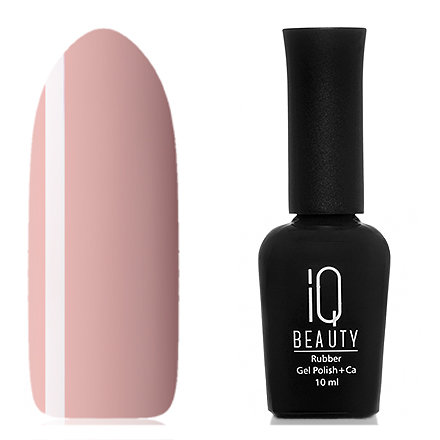 Купить IQ Beauty, Гель-лак №028, Коричневый