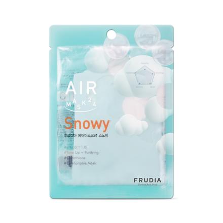 Купить Frudia, Маска для лица Air 24 Snowy, 1 шт.