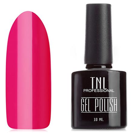 Гель-лак TNL, Цвет №017 яркий пурпурно-розовый (TNL Professional)