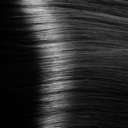 Kapous, Крем-краска для волос Hyaluronic 1.0, чёрный, 100 млКраски для волос<br>Стойкая крем-краска с гиалуроновой кислотой. Подходит для окрашивания натуральных, седых и ранее окрашенных волос.<br><br>Объем мл: 100.00