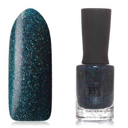 Masura, Лак для ногтей «Золотая коллекция», Apologize, 11 млMasura<br>Лак для ногтей (11 мл) сине-зеленый, с голографическими микроблестками, плотный.<br><br>Цвет: Зеленый<br>Объем мл: 11.00