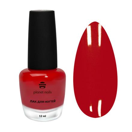 Купить Planet Nails, Лак для ногтей №868, Красный