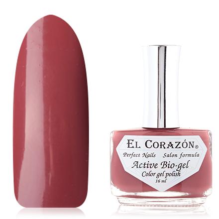 Купить El Corazon, Активный Биогель Cream, №423/323, Коричневый