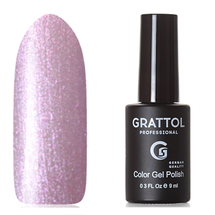 Grattol, Гель-лак Classic Collection №155, Violet pearl