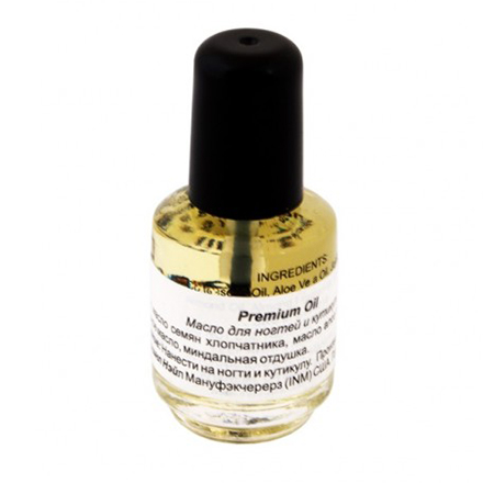 INM, Premium Cuticle Oil Масло для кутикулы, 3,5 млУход за кутикулой<br>Питательное масло для ухода за кутикулой и ногтевой пластиной.<br><br>Объем мл: 3.50