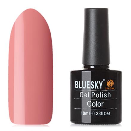 Bluesky, Гель-лак Camellia №26Bluesky Шеллак<br>Гель-лак (10 мл) красно-бежевый, без перламутра и блесток, плотный.