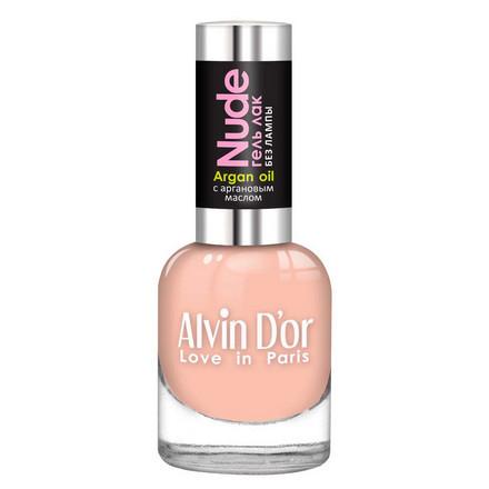 Купить Alvin D'or, Лак-гель Nude №25, Натуральный