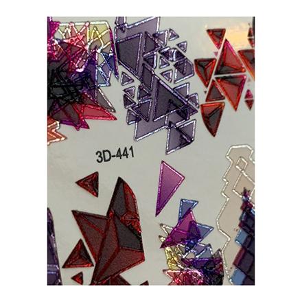 AnnaTkacheva,3D-слайдерCrystal№441 «Геометрия. Абстракция» фото