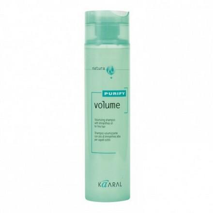 Kaaral, Шампунь Volume Purify для объема тонких волос, 250 мл