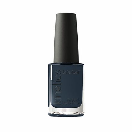 Купить Kinetics, Лак для ногтей SolarGel №411, Fragile, Синий