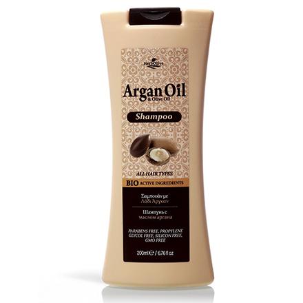 Купить ArganOil, Шампунь с маслом арганы, 200 мл