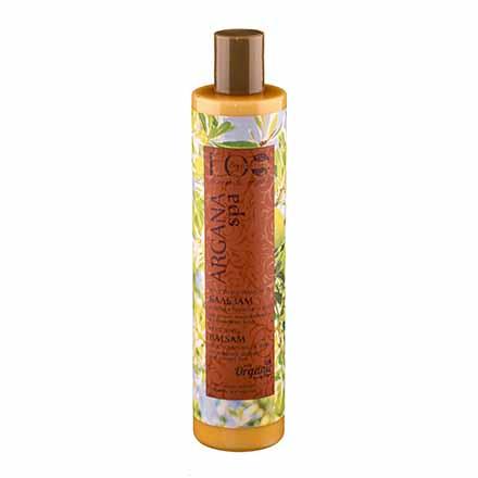 EcoLab, Бальзам для волос «Глубокое питание и блеск», 350 мл экстракт аира для волос