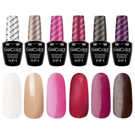 OPI GelColor, The Beautifuls Kit