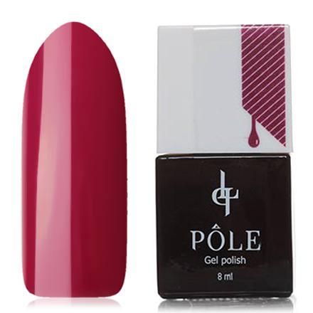 POLE, Гель-лак №399, Роскошь виноградаPOLE<br>Гель-лак (8 мл) пурпурно-малиновый, без блесток и перламутра, плотный.<br><br>Цвет: Красный<br>Объем мл: 8.00