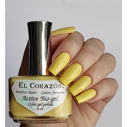Купить El Corazon Лечебная Серия Цветной Биогель, № 423/280 16 ml, Зеленый