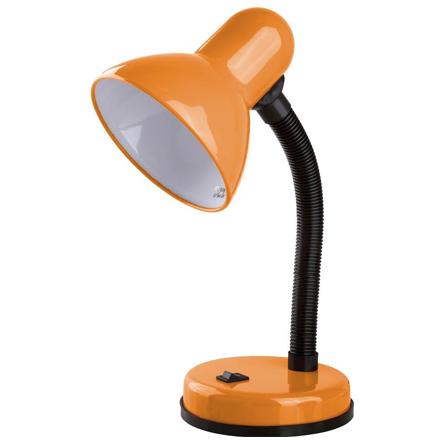 Купить Camelion, Настольная лампа KD-301 C11, оранжевая