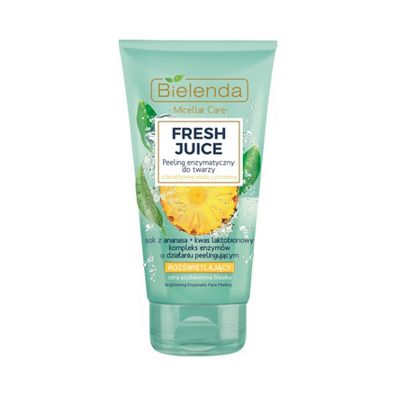 Купить Bielenda, Скраб для лица Fresh Juice, ананас, 150 г