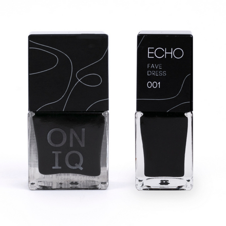 ONIQ, Лак для стемпинга Echo, Fave Dress oniq лак для стемпинга echo play cold