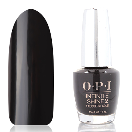 OPI, Infinite Shine Nail Lacquer, We're in the Black, 15 мл
