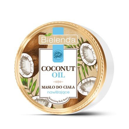 Bielenda, Масло для тела Coconut Oil, 250 мл фото
