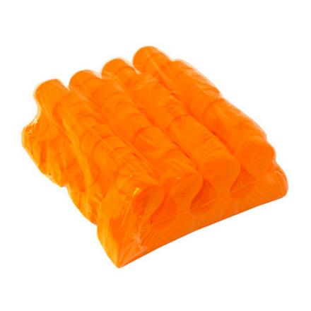 Купить Severina, Разделители для пальцев, оранжевые, 10 шт.