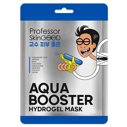Professor SkinGOOD, Маска для лица Aqua Booster Hydrogel, 1 шт.