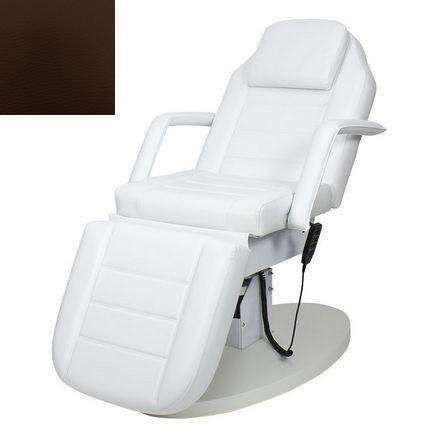 Купить Мэдисон, Косметологическое кресло «Элегия-02», коричневое матовое