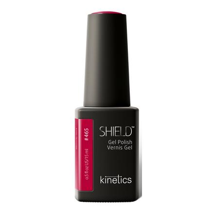 Kinetics, Гель-лак Shield №465, Bloody red фото