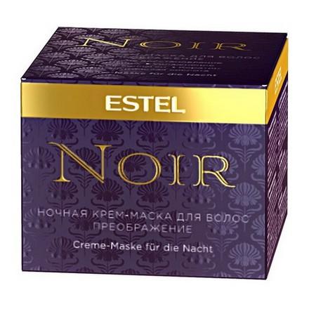 Estel, Ночная крем-маска для волос Преображение OTIUM NOIR, 65 мл