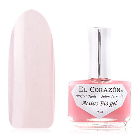 Купить El Corazon Лечебная Серия Цветной Биогель, № 423, Натуральный