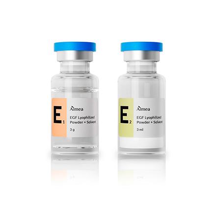 Almea, Концентрат EGF Lyophilized Powder+Solvent (E1+E2) фото