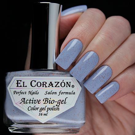 Купить El Corazon, Активный биогель Autumn Dreams №423/1026, Синий