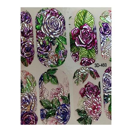AnnaTkacheva,3D-слайдерCrystal№460 «Цветы. Цветочки» фото