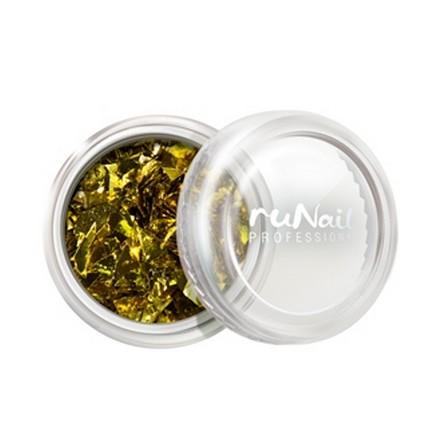 ruNail, дизайн для ногтей: слюда 0337 runail дизайн для ногтей сухоцветы 0468 желтый