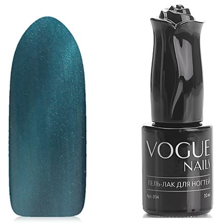 Vogue Nails, Гель-лак Кошачий глаз, Морской аквамарин