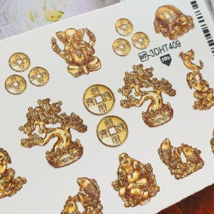 Купить Anna Tkacheva, 3D-слайдер Crystal HT №409