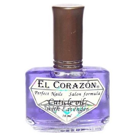 El Corazon, Масло для кутикулы с лавандой, 16 мл el corazon топ top shine 16 мл