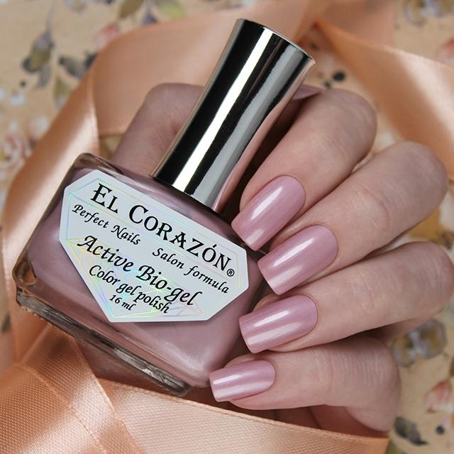 Купить El Corazon, Активный биогель Soft Silk, №423/1306, Коричневый