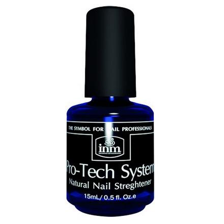 INM, Pro-Tech System, Средство для усиления роста и укрепления ногтей, 15 мл