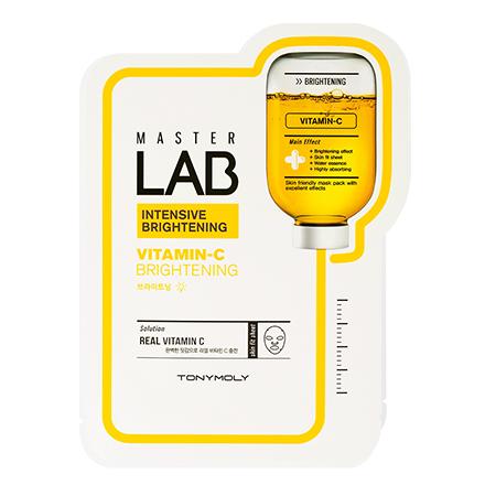 Купить Tony Moly, Маска для лица Master Lab Vitamin C, 19 г