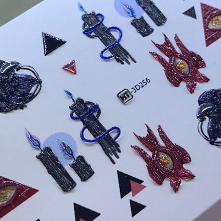 Купить Anna Tkacheva, 3D-слайдер Crystal HT №256