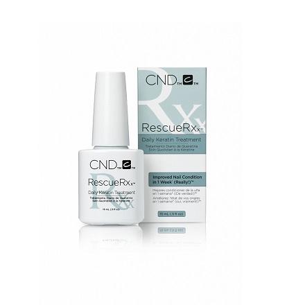 CND, Кератин для укрепления ногтей Rescue RXx, 15 мл (CND (Creative Nail Design))