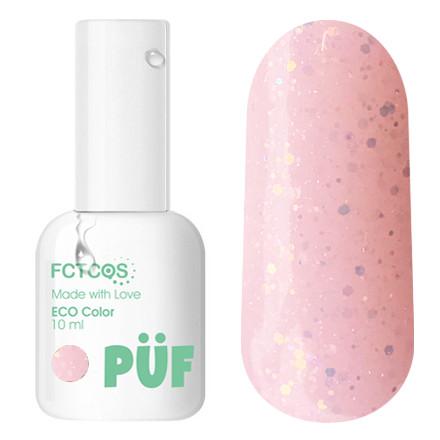 Купить Puf, Гель-лак Eco №074, PÜF, Розовый