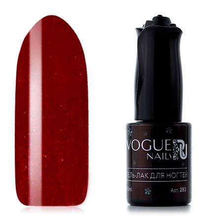Купить Vogue Nails, Гель-лак Santa, Красный