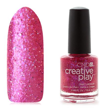CND Creative Play, цвет Dazzleberry, 13,6 мл