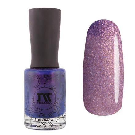 Купить Masura, Лак для ногтей №1236, Purr-fect, 11 мл, Фиолетовый