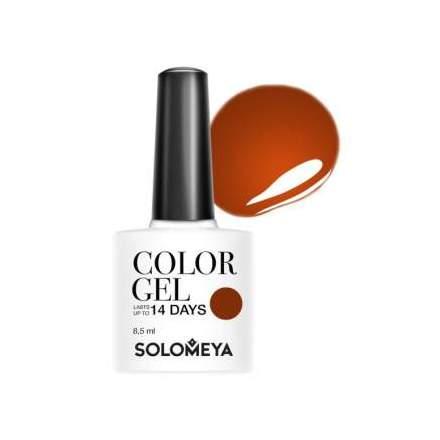 Solomeya, Гель-лак №117, Spicy cinnamonSolomeya трехфазный<br>Гель-лак (8,5 мл). Точное описание цвета появится в ближайшее время.