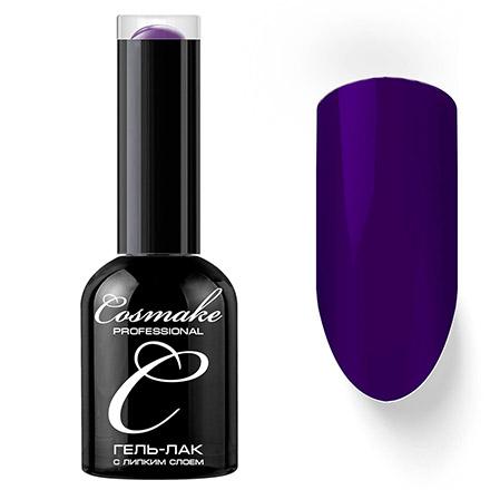 Купить Cosmake, Гель-лак №125, Фиолетовый