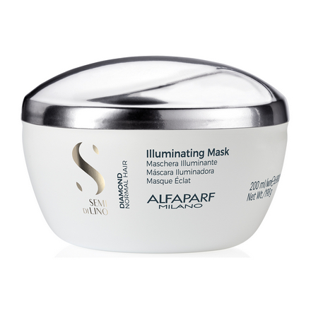 Alfaparf Milano, Маска Semi di Lino Illuminating, 200 мл фото